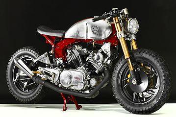 Yamaha XV750 Virago GoGo
